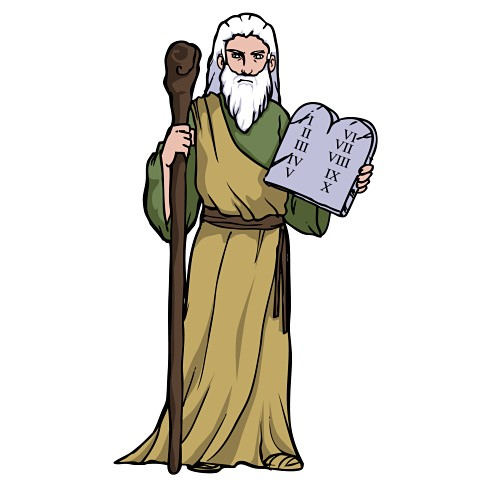 clipart transparent stock Free cliparts download clip. Moses clipart