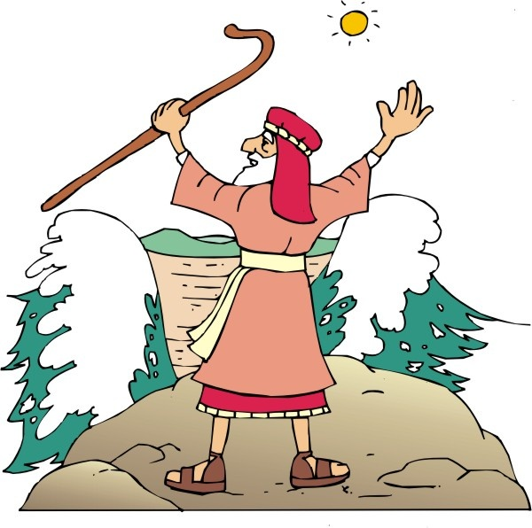 clipart transparent download Moses clipart bible lesson. Collection of free download.