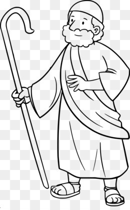 clip art library library Free download white clip. Moses clipart shepherd.