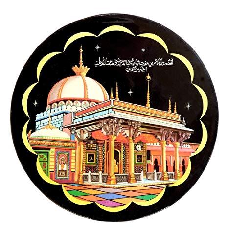 picture black and white stock Amazon com dollsofindia picture. Mosque clipart sharif ajmer.