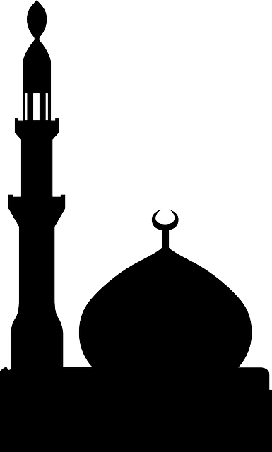 svg free download Mosque towers