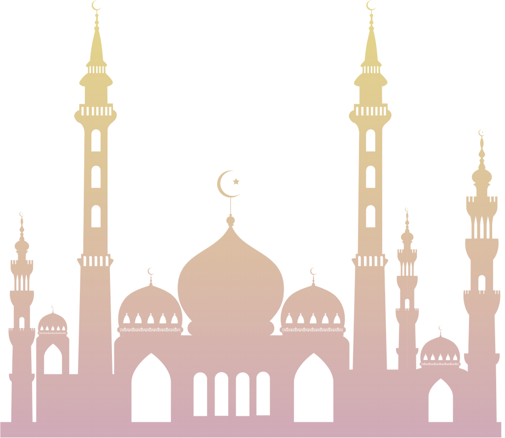 clipart library library Mosque clipart transparent background. .