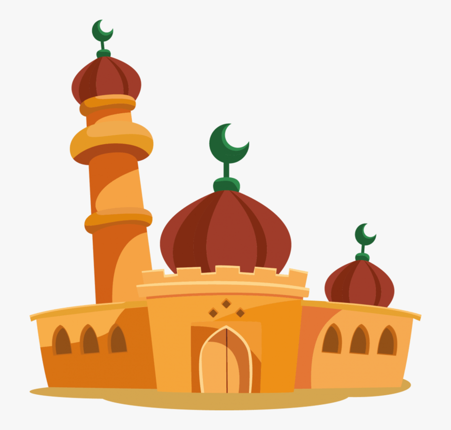 graphic stock Mosque clipart transparent background. Png download image with.