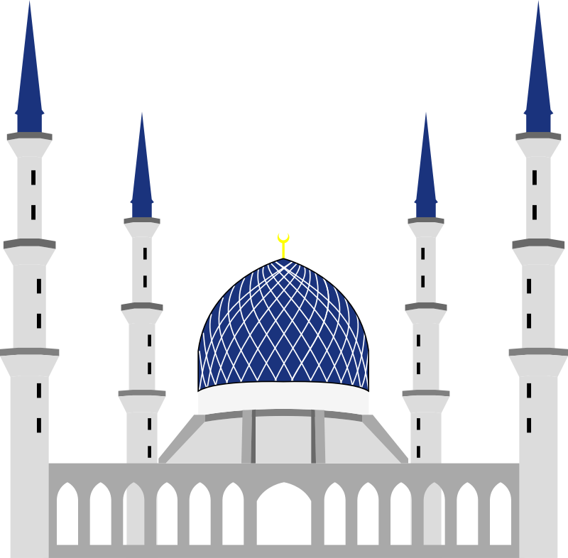 picture royalty free download Kubah masjid png image. Mosque clipart transparent background.