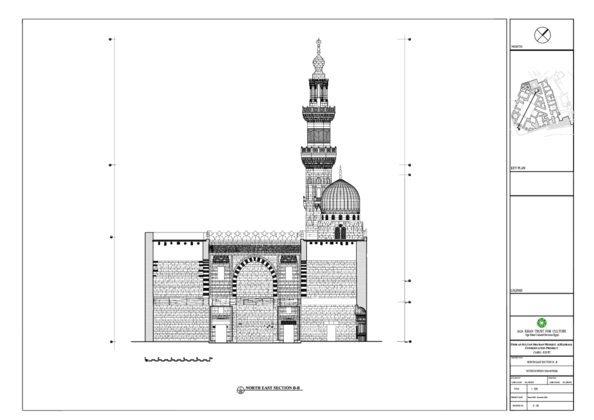 graphic library library mosque drawing diagram #100007800