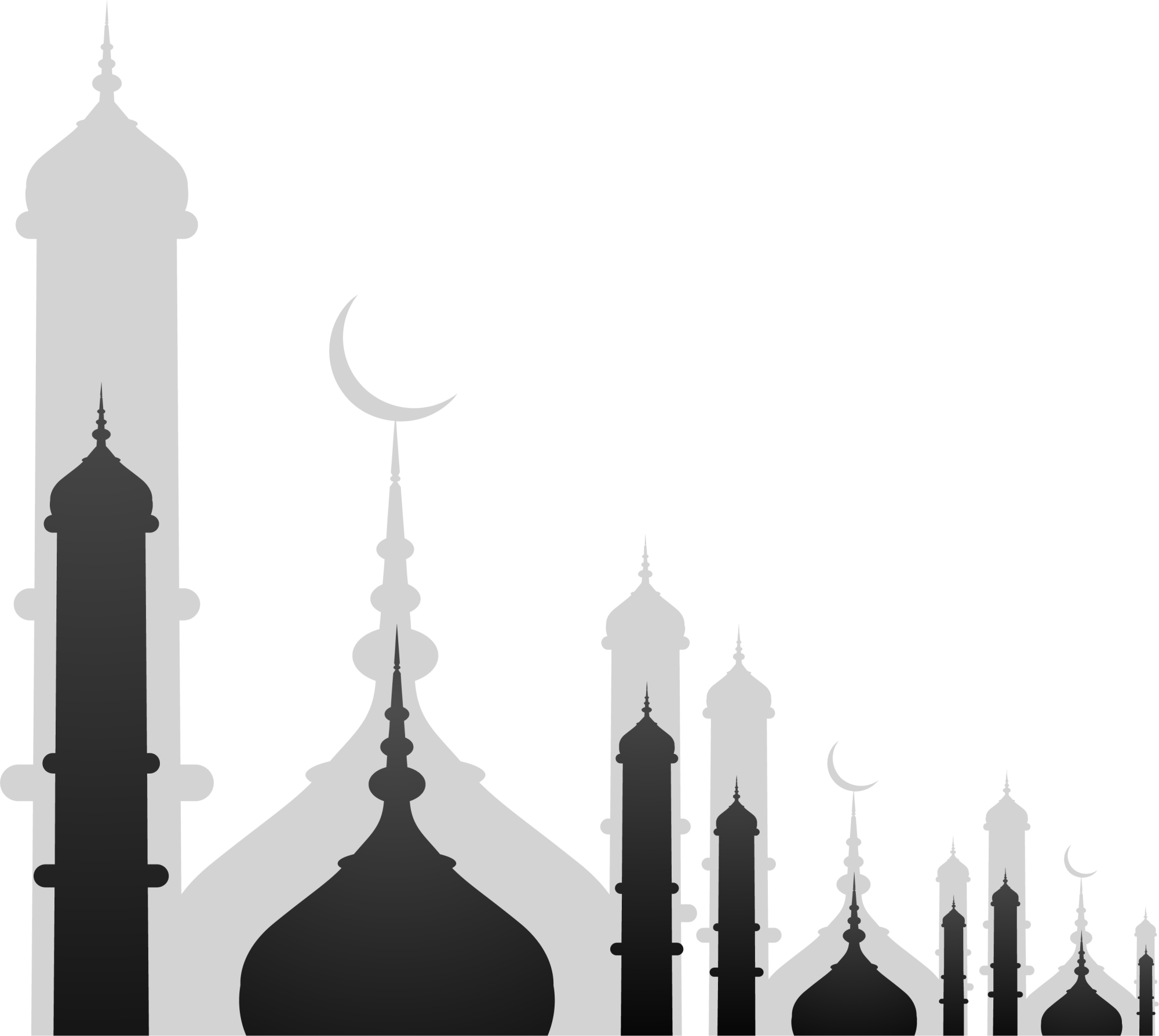vector library Mosque Stock illustration Royalty
