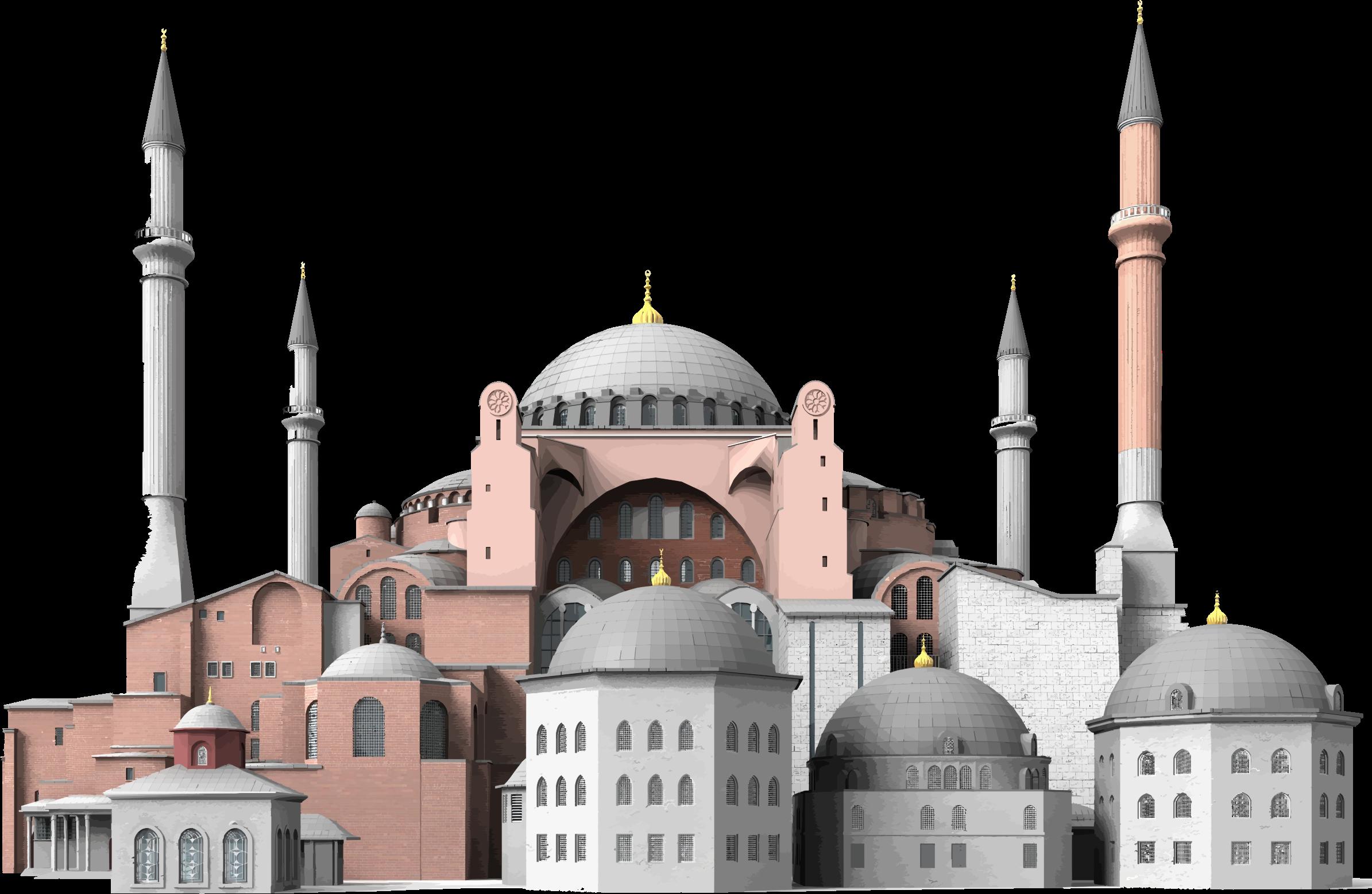 free Hagia Sophia by GDJ