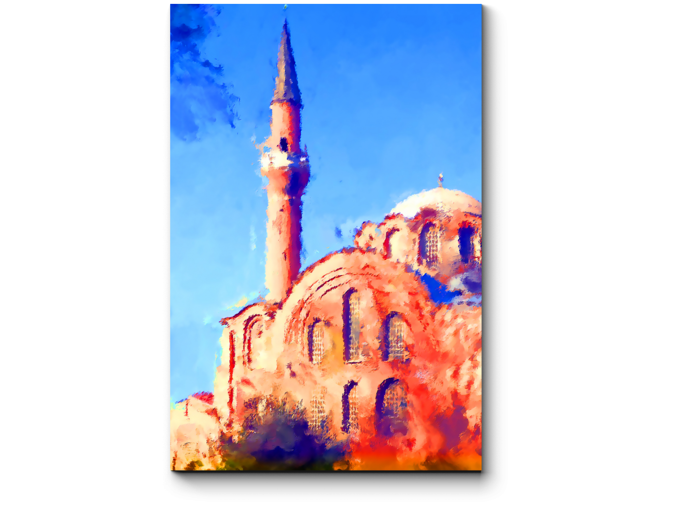 png transparent download Sultan Ahmed Mosque Painting Drawing Oil paint Ooo
