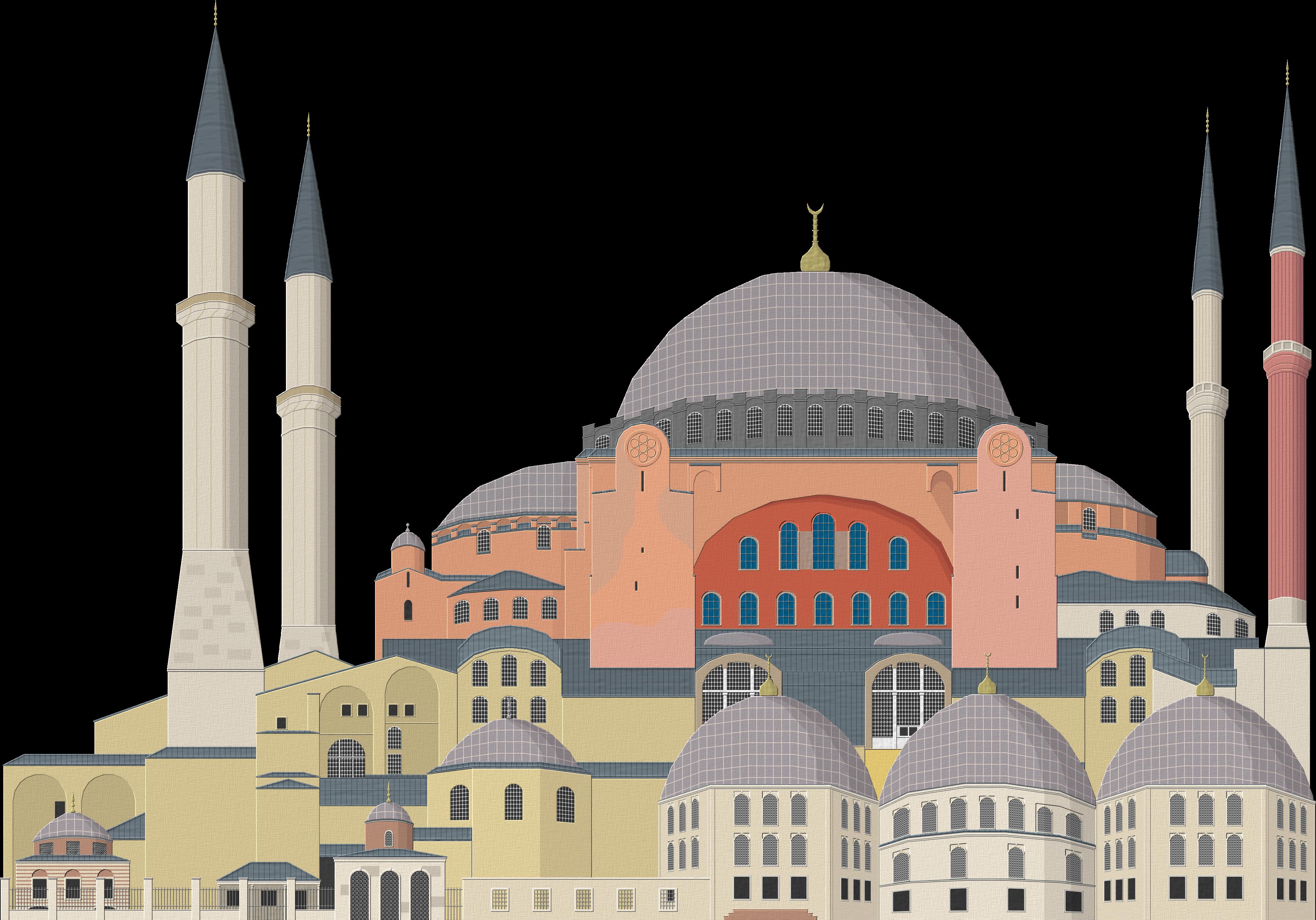 image download Hagia Sophia by Herbertrocha