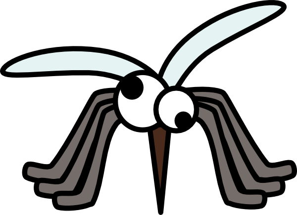 transparent library Free on dumielauxepices net. Mosquito clipart angry.