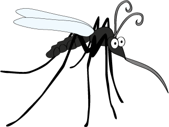 clipart stock Mosquito Clipart mozzie