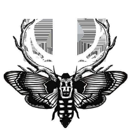 clip art free moth transparent hannibal #114584685