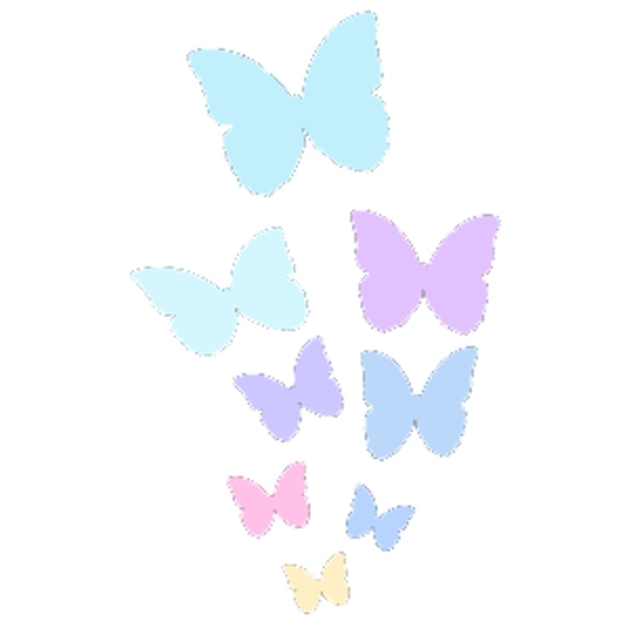 png transparent download Pastel Butterfly by Aresnox on DeviantArt