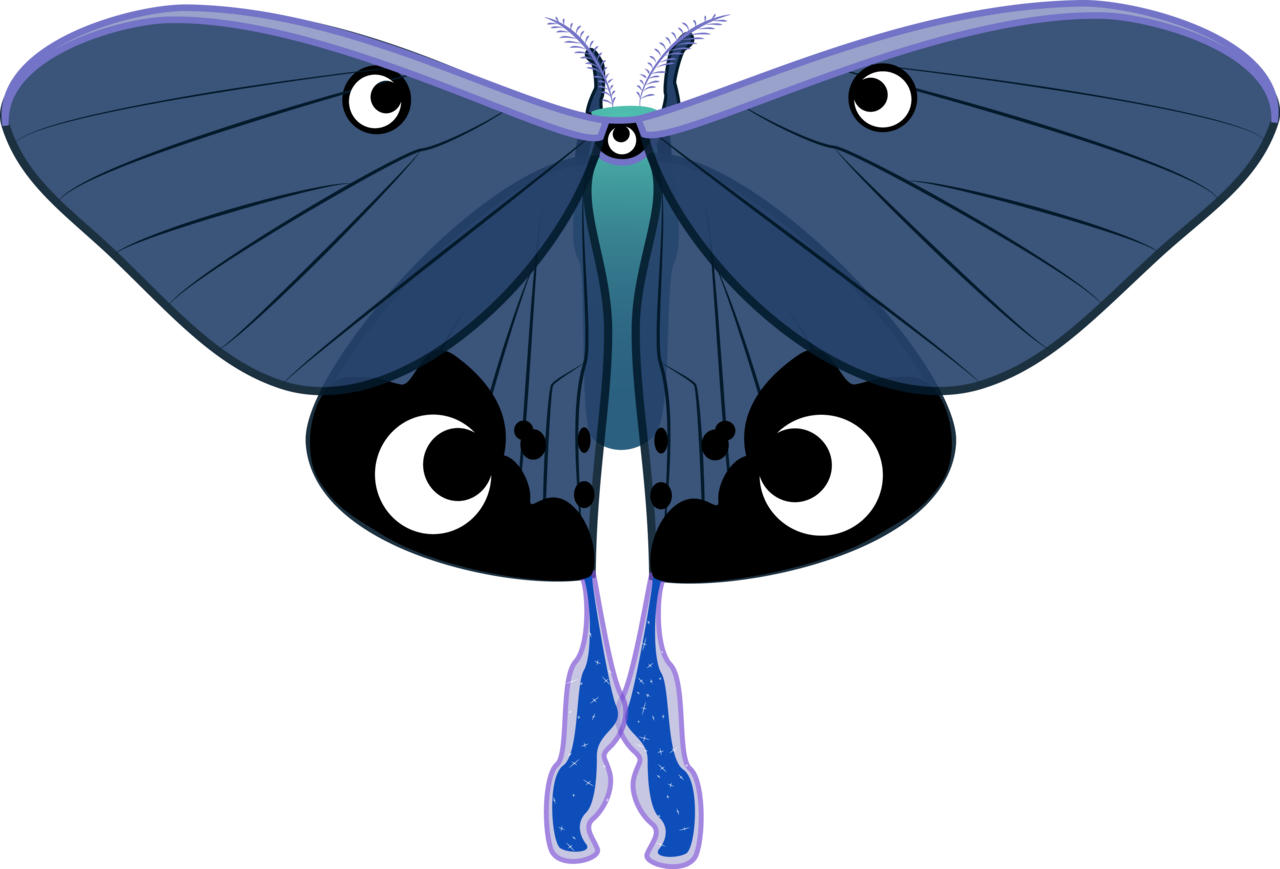 free download  artist mountainlygon luna. Moth vector