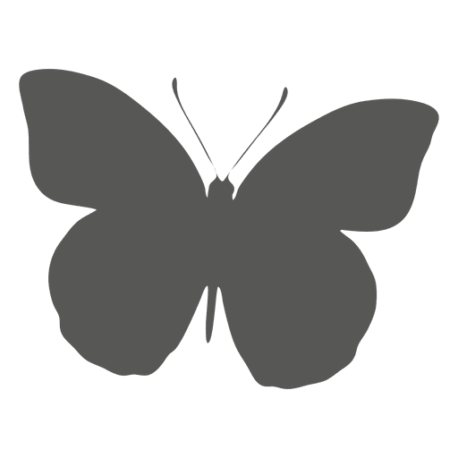 svg royalty free download Butterfly silhouette icon