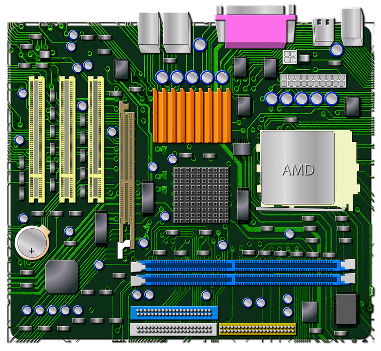 svg What are the Different Types of Motherboards