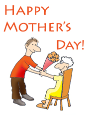 graphic free stock Day clip art happy. Mothers clipart celebration.