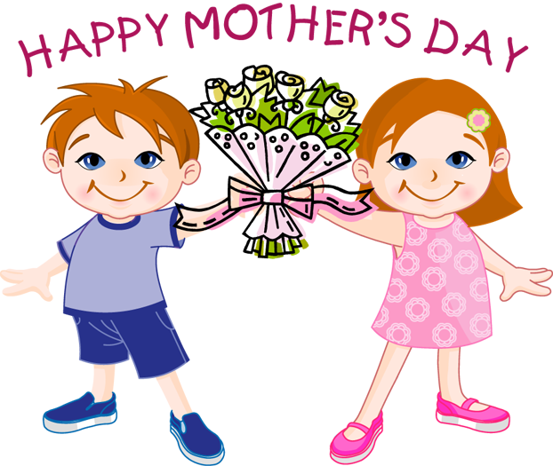 vector freeuse stock Mothers clipart celebration. Day is a modern.