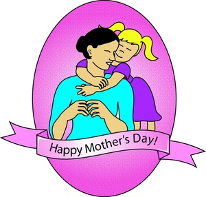royalty free stock Mothers clipart celebration. Mother s day .