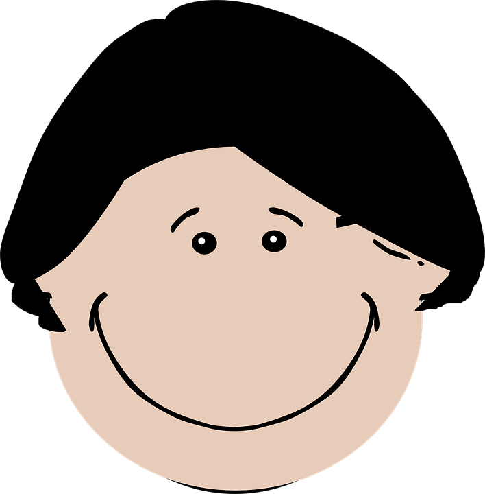 clip art royalty free library Smile mom free on. Mothers clipart face.