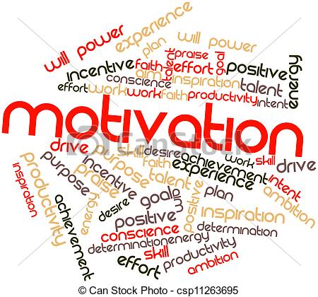 jpg freeuse download Motivation clipart word. Cloud for panda free.