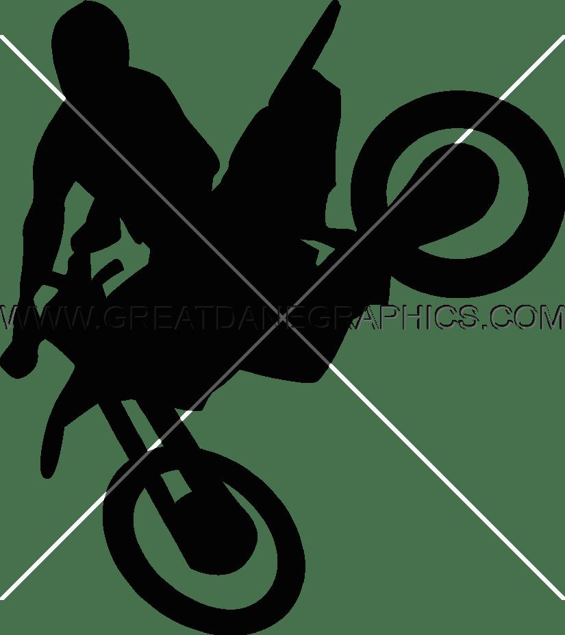 image freeuse Motocross Jump Kick