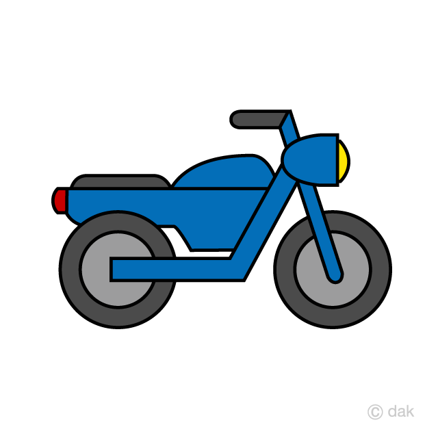 svg library Motorcycle clipart. Simple free picture illustoon