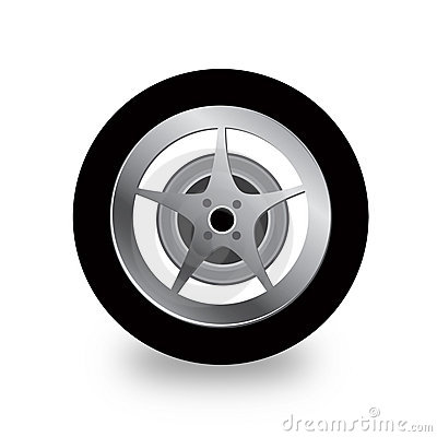 vector free stock Motorcycle wheel clipart. Free cliparts download clip