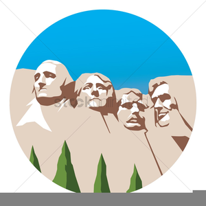 vector library library Mount rushmore clipart. Mt free images at