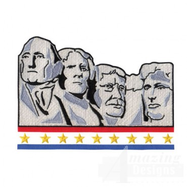 black and white library Mount rushmore clipart caricature. Drawing free download best.