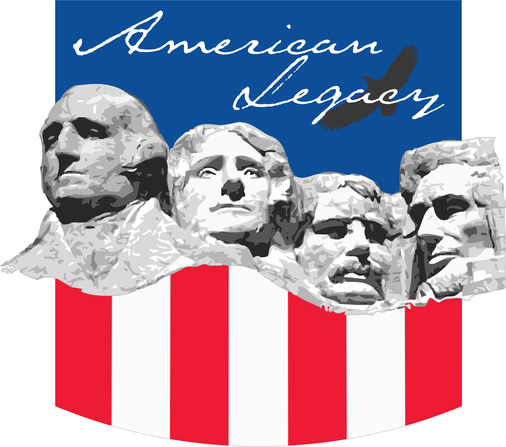 clipart transparent stock Mount rushmore clipart president. American legacy mt big.