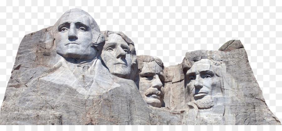 jpg transparent download National memorial keystone monument. Mount rushmore clipart sculpture.