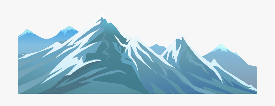png free library Mountains clipart. Free mountain clip art.
