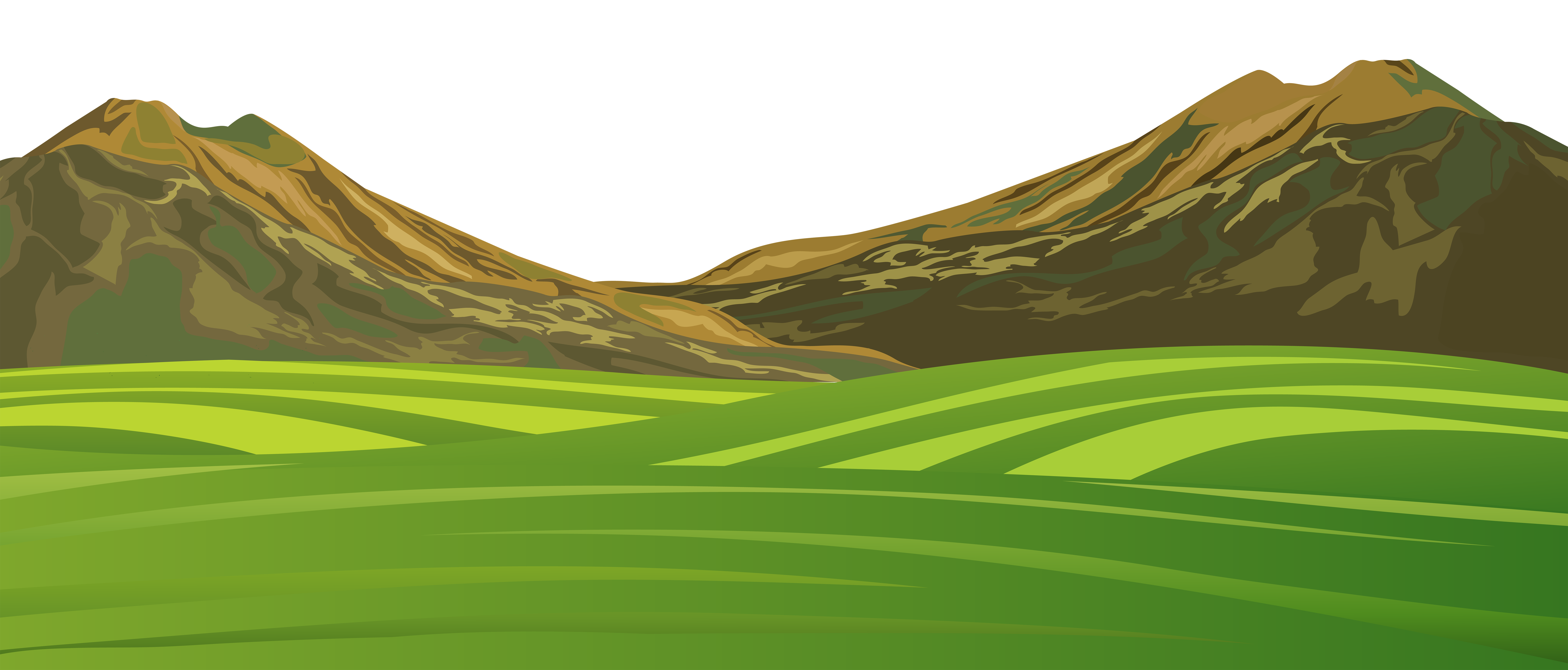 svg freeuse download Ground clipart moutains. Mountain and meadow png