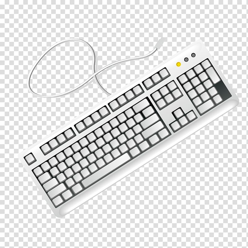 png royalty free download Mouse and keyboard clipart. Computer gray transparent