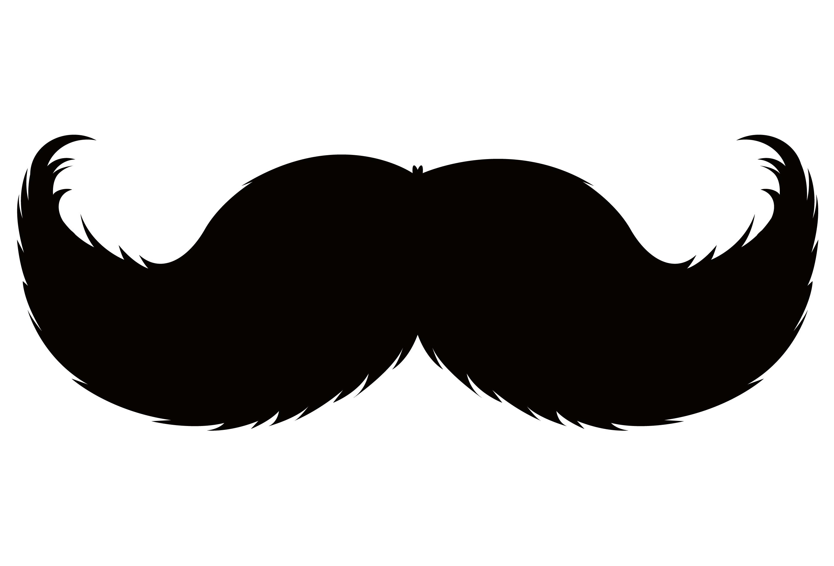 clip art stock Moustache clipart handlebar mustache. Pencil beard clip art.