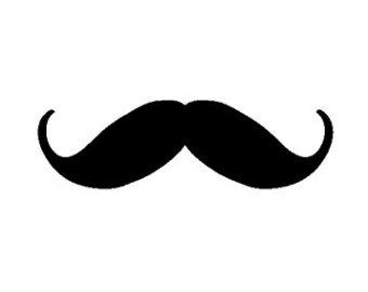 banner freeuse Free curly cliparts download. Moustache clipart handlebar mustache.