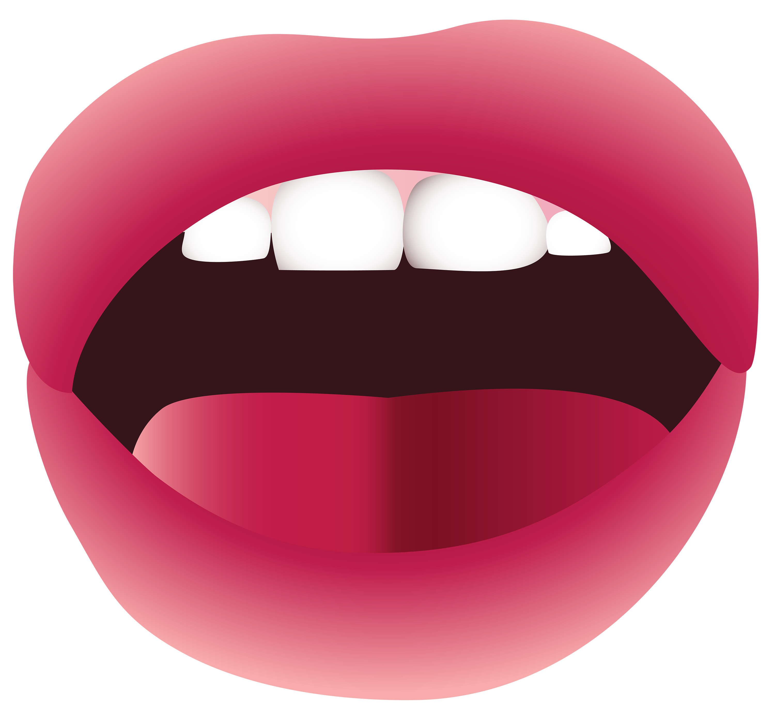 graphic freeuse stock Mouth clipart. Of typegoodies me open.