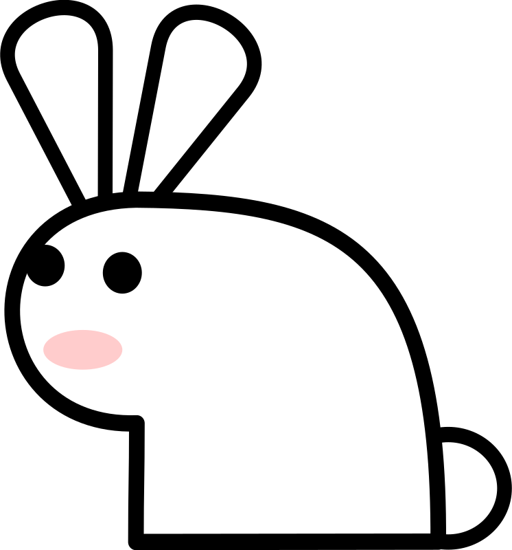 picture download Rabbit medium image png. Mouth clipart bunny.