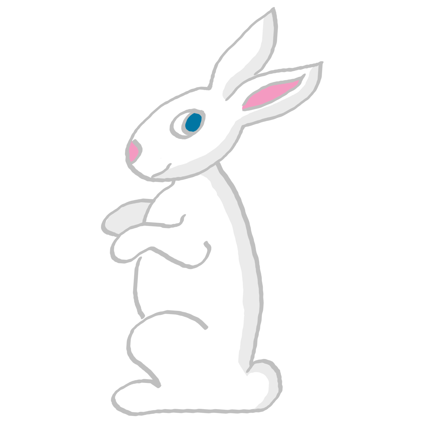 picture download Free on dumielauxepices net. Mouth clipart bunny.