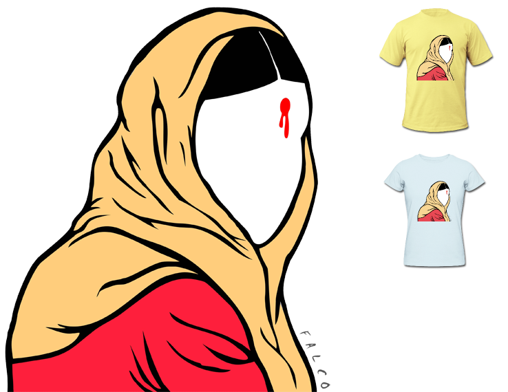 image library stock New shirt design violence. Movement clipart different movement