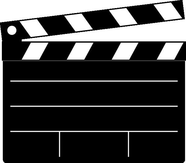 jpg transparent Movie clapper clip art. Film transparent symbol.