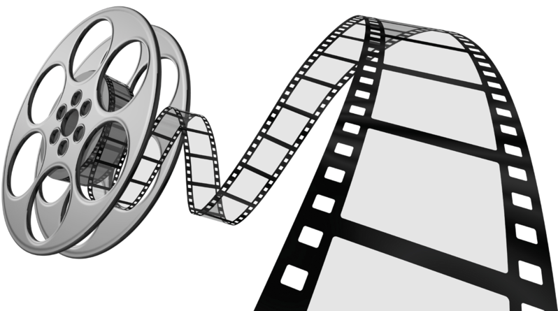 vector library stock Upcoming event tuesday at. Movie clipart movie afternoon.