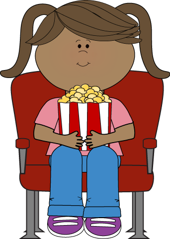 picture library stock Movie clip art images. Cinema clipart child theater.