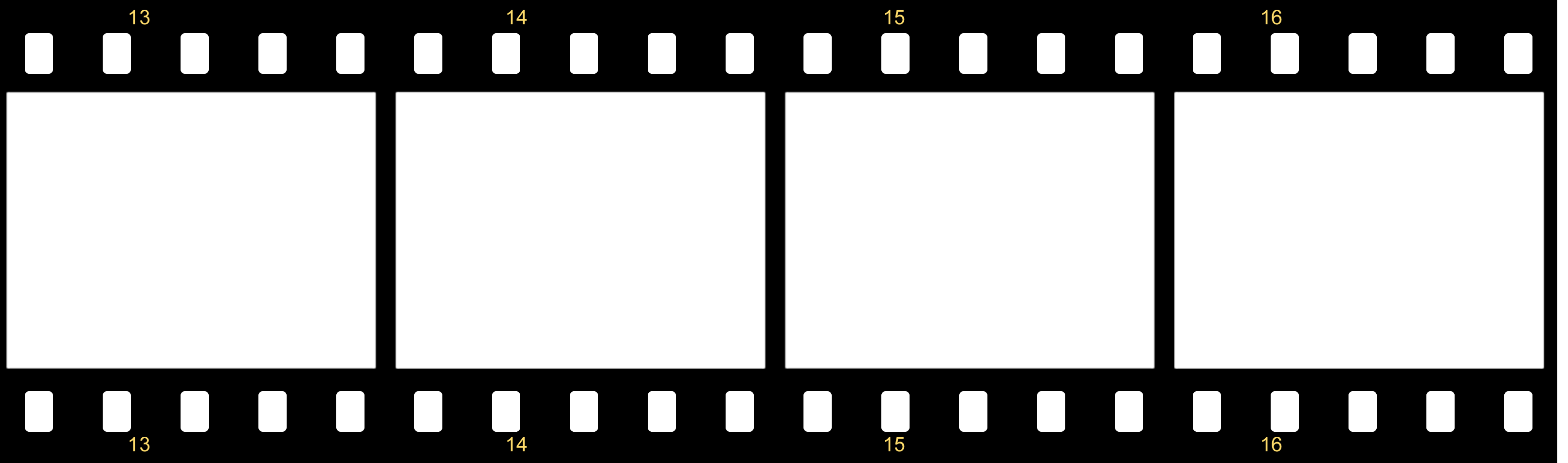clip library download Filmstrip Transparent PNG Pictures