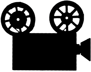 clip freeuse library Png projector transparent images. Movies clipart movie player.