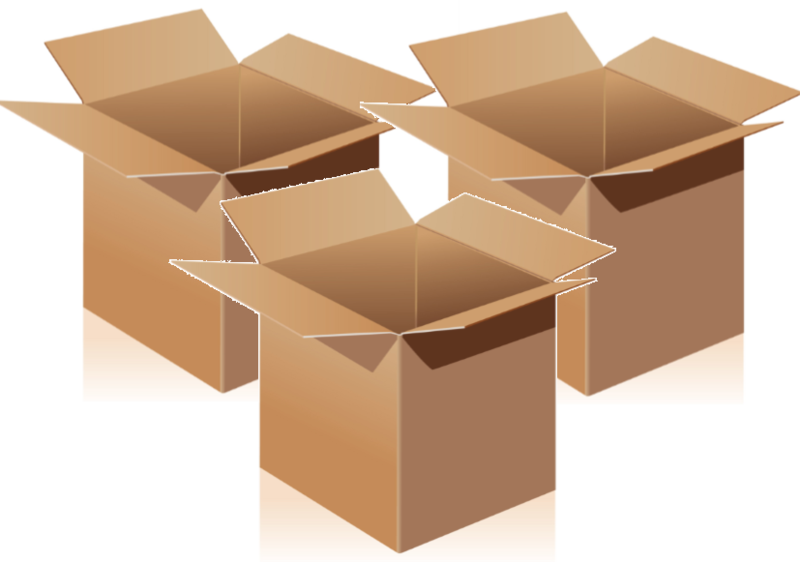 clipart freeuse Find supplies discounted shipping. Moving boxes clipart black and white