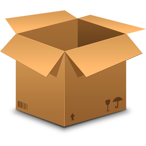 clip black and white Moving boxes clipart black and white. Box png transparent google