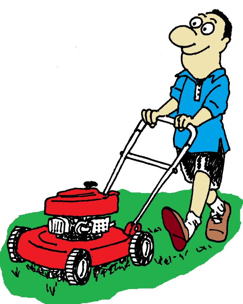 png library library Landscaping clipart grass cutting. Free lawn mowing cliparts.