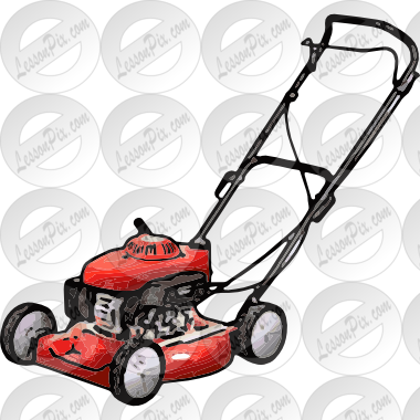 banner royalty free library Mowing clipart edger. Mower picture for classroom.